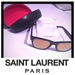 Yves Saint Laurent Sunglasses - Made in Italy